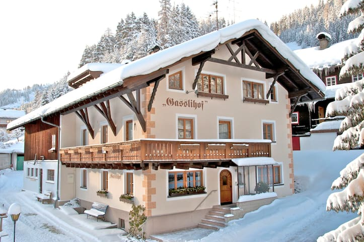 Apartement Gasslihof