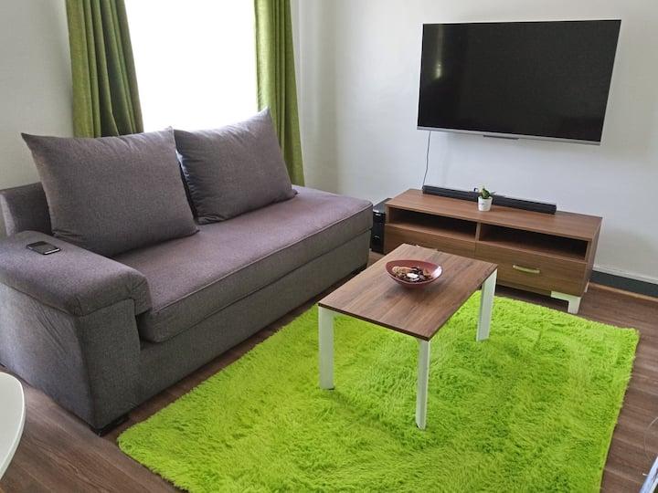 Rafikiz place, a cozy one bedroom house with WiFi