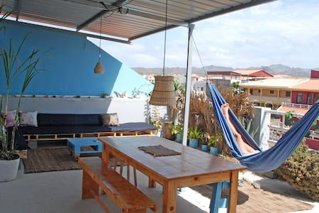 Cloud7 Beach Hostel Room #4