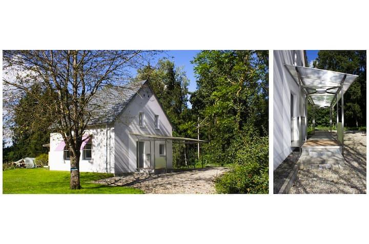 Ferienhaus im Allgäu