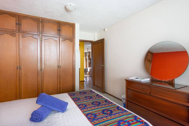 Double Room/ Shared Bathroom