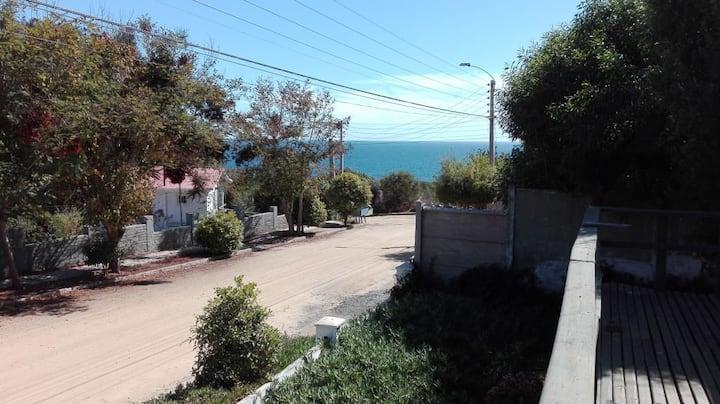 Casa de playa litoral central
