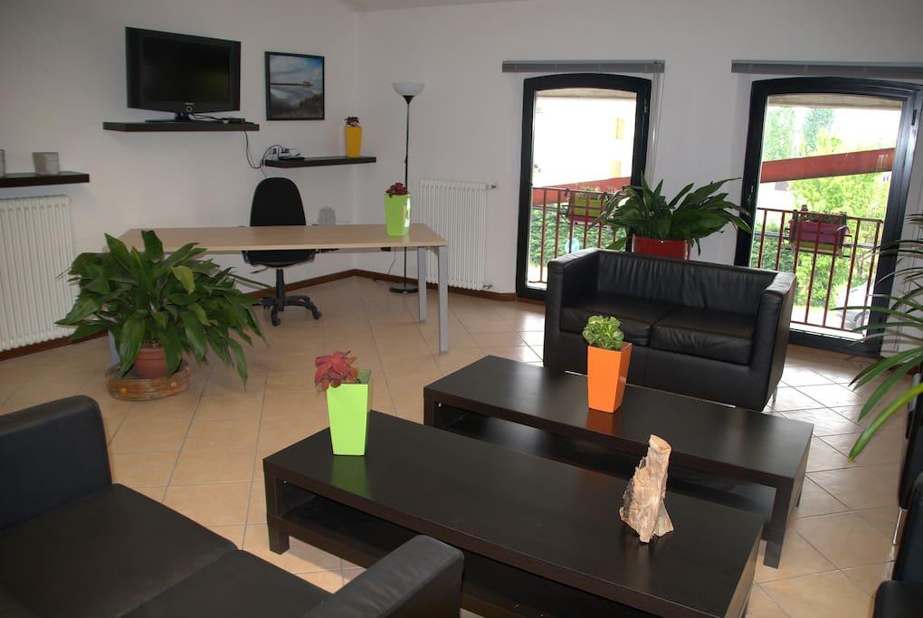 Zona Living e Studio