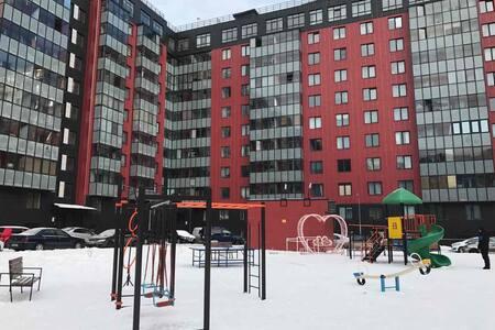 Комфортабельная 1-комнатная квартира в Пушкине - Pushkin - Apartmen