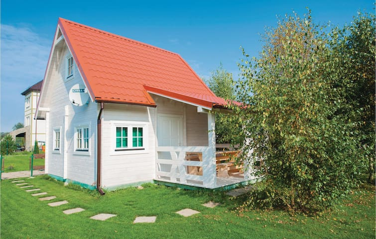 Holiday cottage with 1 bedroom on 40 m² PPO811