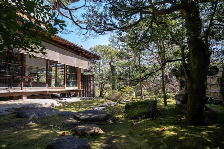 NEW【Garden Villa Denshin-An】Near Kinkakuji/Ryoanji
