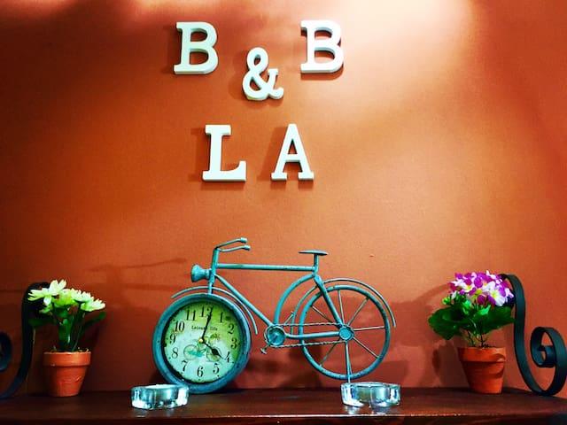 B&B La Bicicletta.