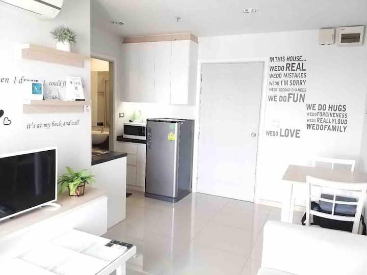 BKK View Cozy Living Rich Park @ Bangson MRT