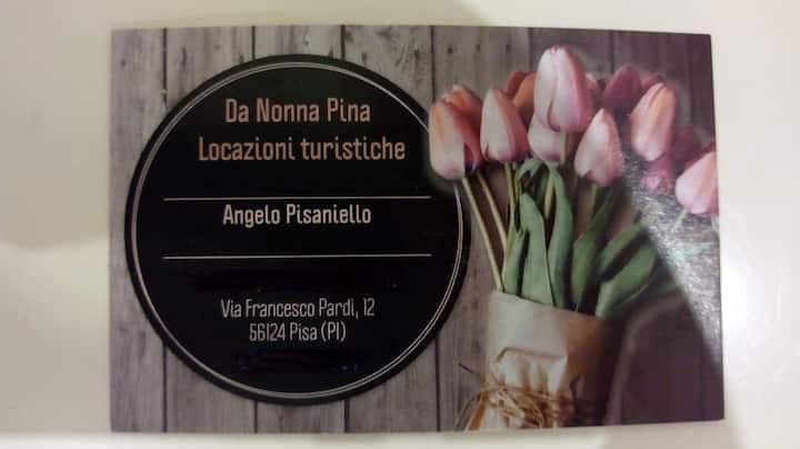 """Intero appartamento 5 posti letto """"Da nonna Pina"""""""