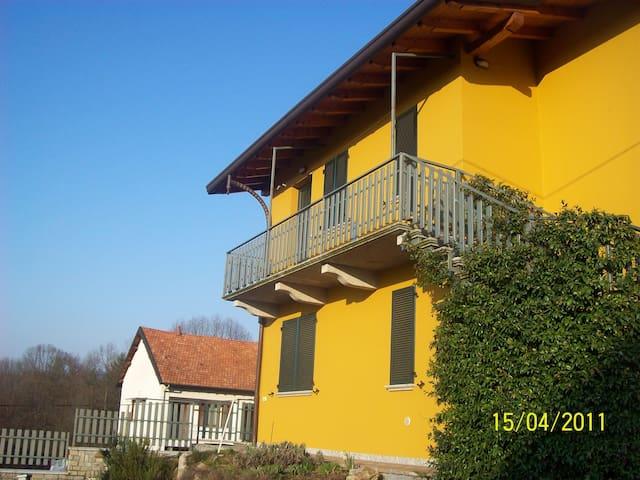 La casa del Lago Maggiore