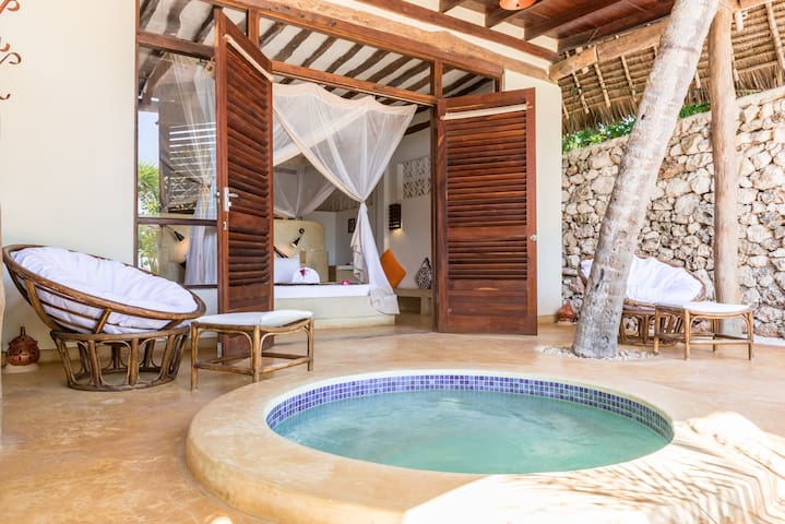 Luxurious Honeymoon Suite in Tanzania!