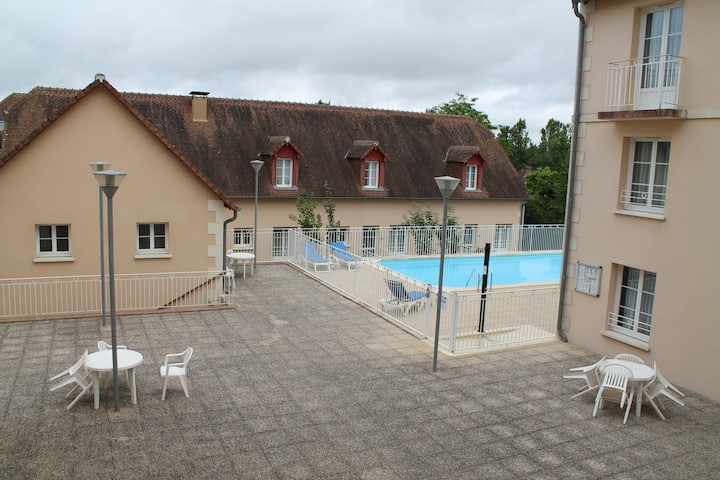 APPARTEMENT PROCHE THERMES DU CONNETABLE