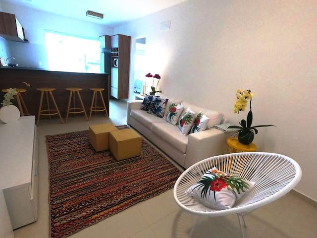 Apartamento Ubatuba na Praia do Tenório