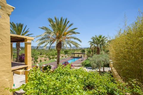 Las Mariposas - oasis of relaxation in Eivissa.