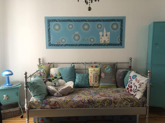 Sweet Bedroom at Karolinenviertel