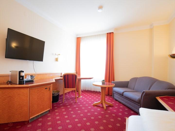 Hotel Adler - Paulas Alb, (Ehingen/Donau), Einzelzimmer Standard