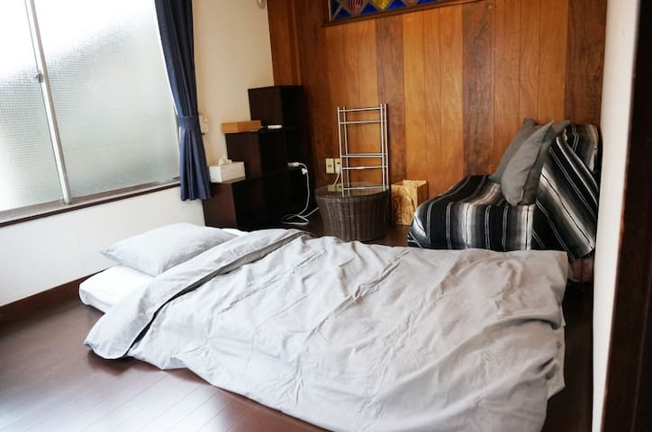 【NEW!!】3min ASAKUSABASHI sta! Private Bed Room 1 - Taitō-ku - House