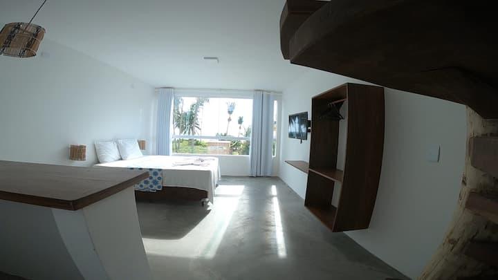 Pousada studio's Porto dos Milagres Quarto duplex