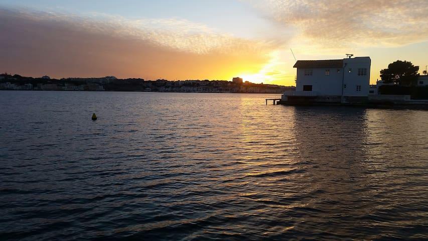 Cala Venecia, Menorca, Mahon - Mahon - House