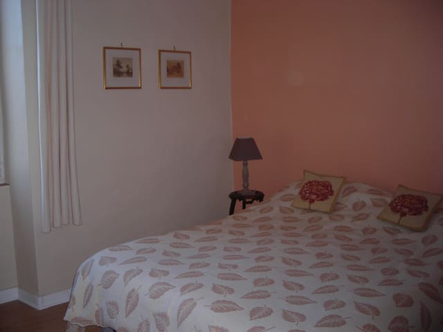 An ideally placed appartment in Cognac