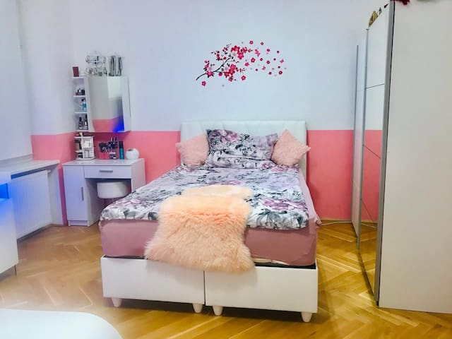 Nice Furnished One Room Apartment