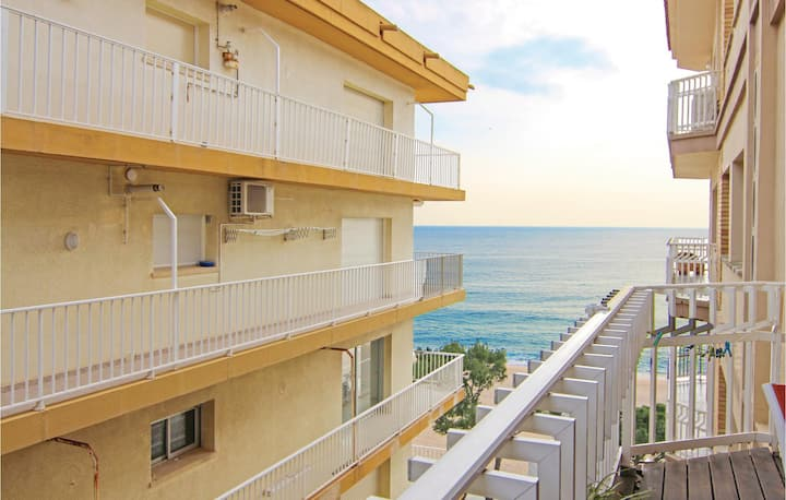 Holiday apartment with 2 bedrooms on 46m² in Platja d'Aro