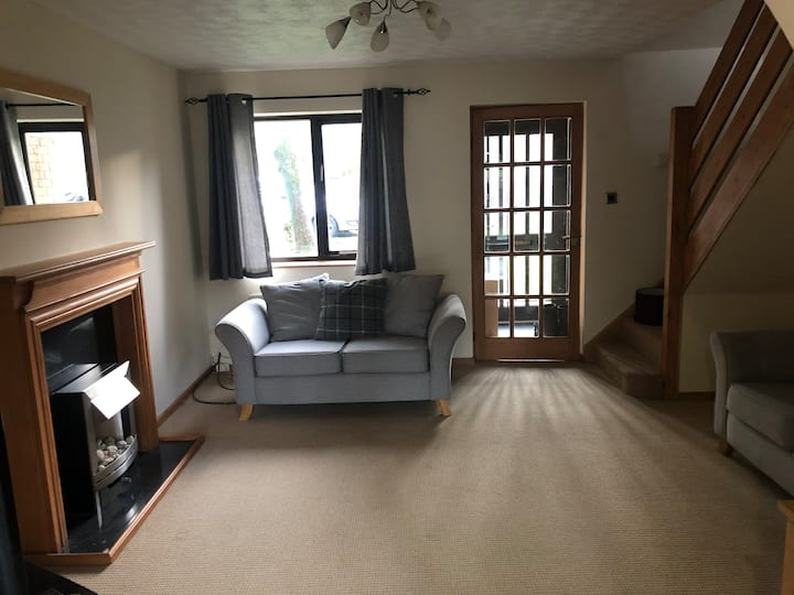 Modern two bedroom house, near Jurassic Coast
