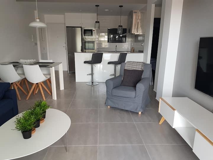 Superb, modern apartment in Pilar de la Horadada.