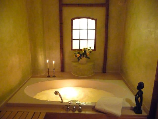 Wohnung mit Whirlpool - Röbel