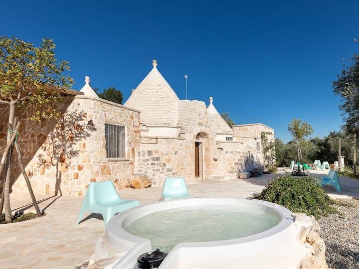 Trulli of Stars | Puglia Paradise