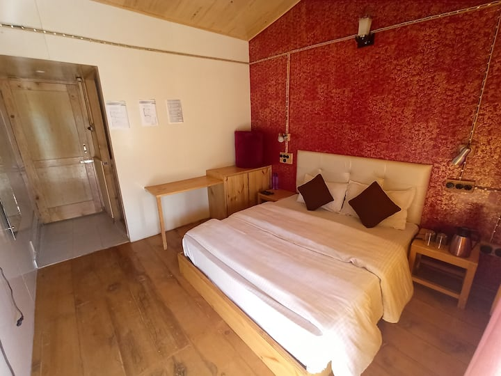 Firdaus Cafe & Home Stay - Double Bed Room I