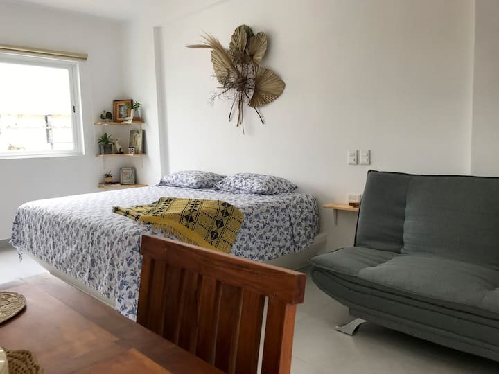 Loft in DT Cancun: great location, all you need!