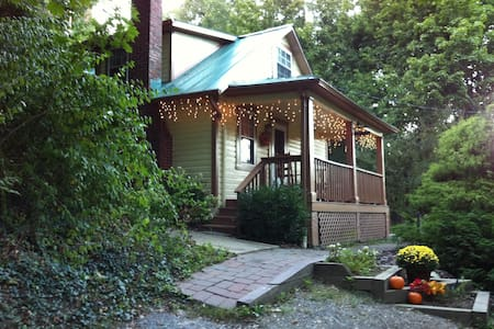 River View Cottage - Harpers Ferry - 방갈로
