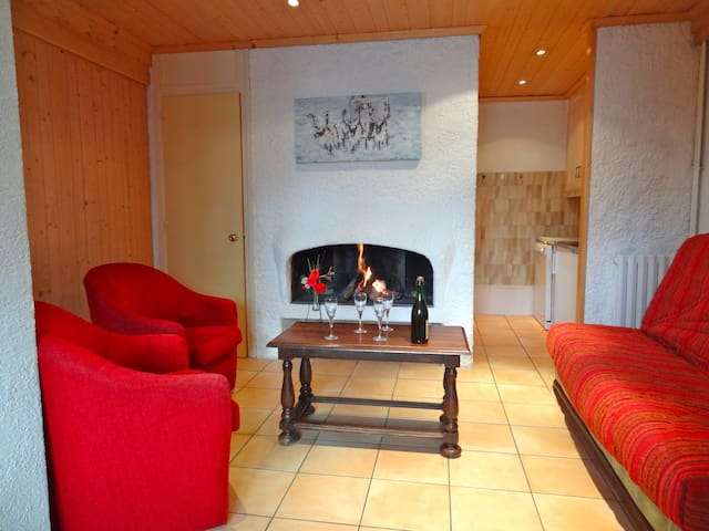 Centre Courchevel 1850 - au pied des pistes - Saint-Bon-Tarentaise - อพาร์ทเมนท์