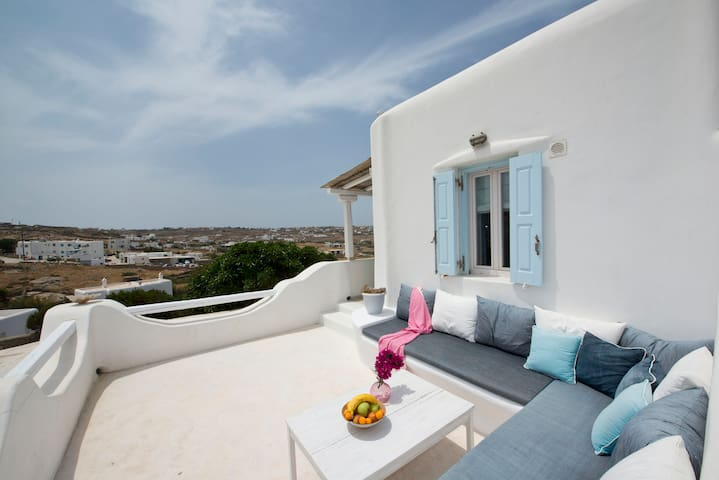 30 m2 Apartment up to 4 persons near Mykonos Town