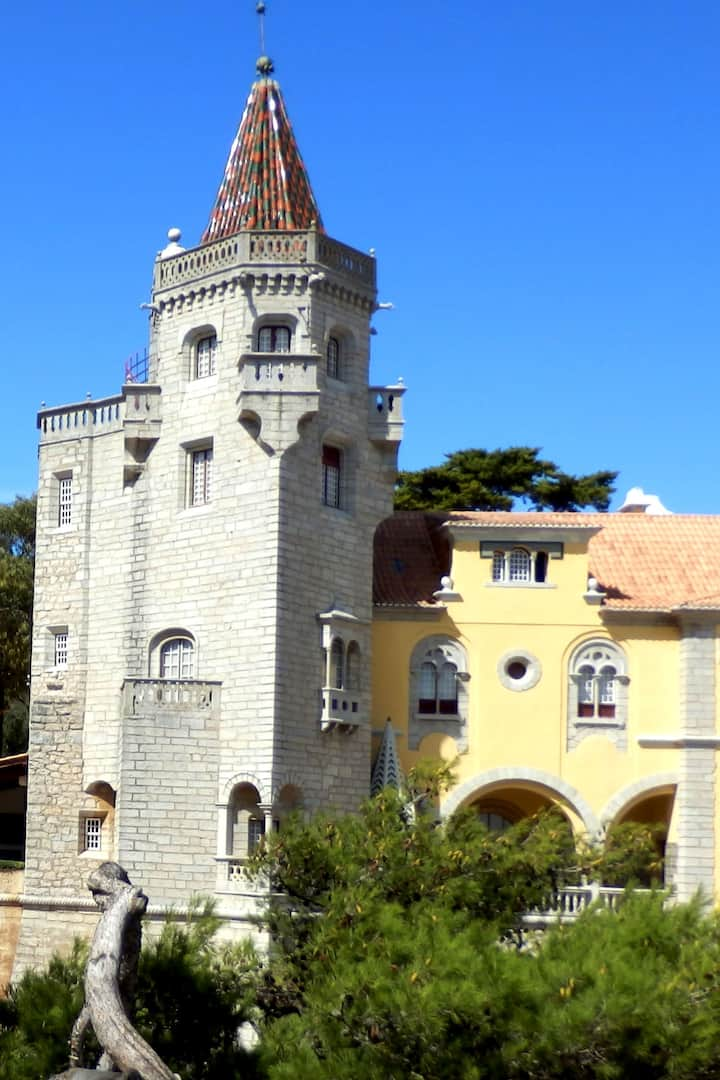 Cascais, Romantic Architecture