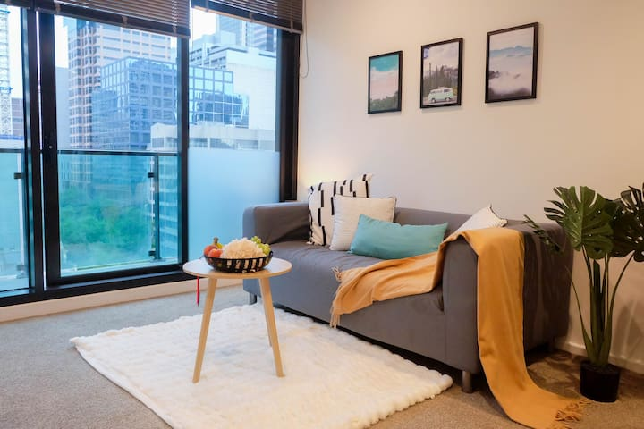CBD Twin-bed room, SANITIZED, SPECIAL PRICE