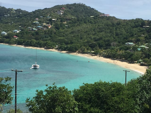 place in the sun - Bequia
