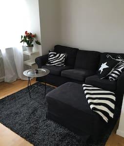 Lägenhet mitt i centrala Trosa! - Trosa - Huoneisto