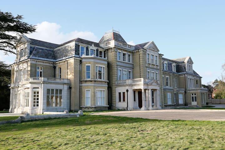 Studio Apartment - Coldeast Mansion