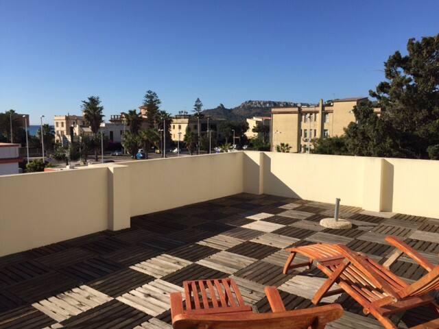 Quinta Fermata, Poetto - Cagliari - Villa