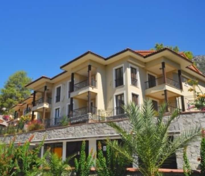 3 bedroom holiday apartment for rent in Gocek