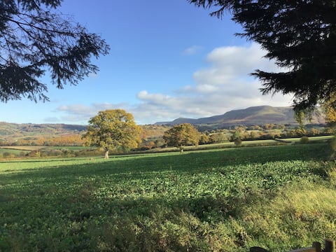 Meadow Lodge - Accessible & Comfortable with Views