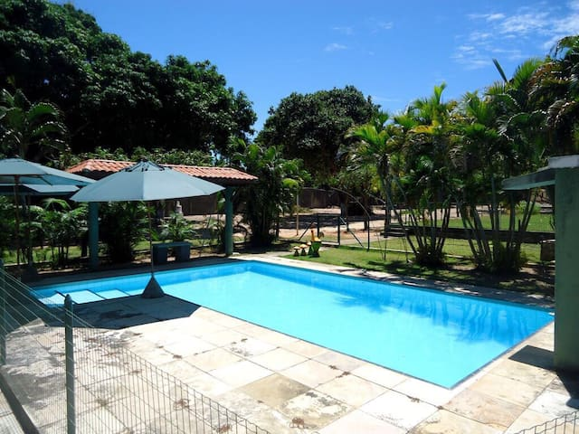 Alugo casa de praia. Rent a beach house - Cascavel  - Dom