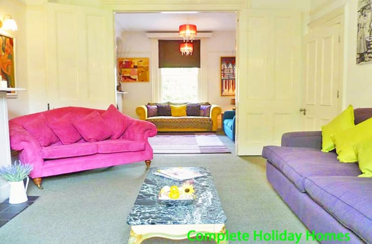 The Gallery - 5 bedroom Georgian house in Gosport