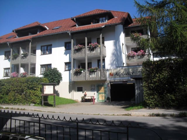 Haus Allgäublick App 23, 3 Sterneausstattung - Bad Hindelang