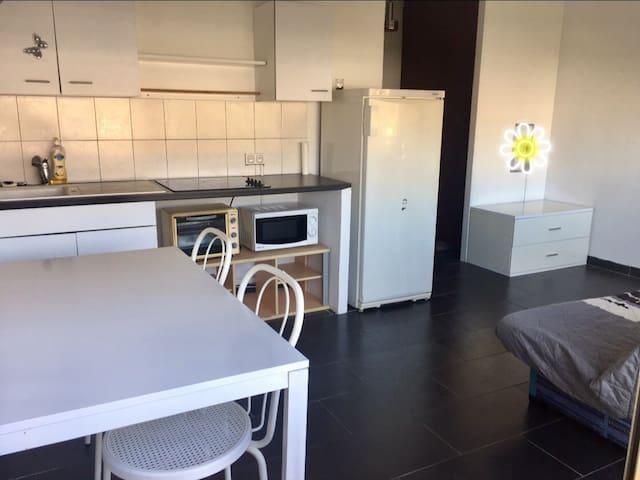 Location de vacances studio cannes marina - Mandelieu-La Napoule