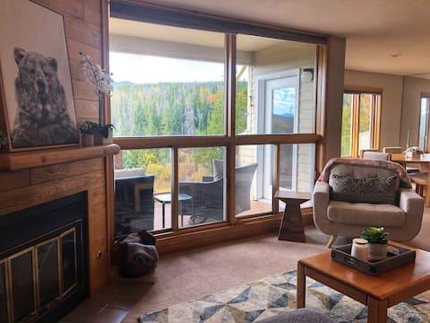 Gorgeous Views! The Mountain Dream Condo 1bd/1bth