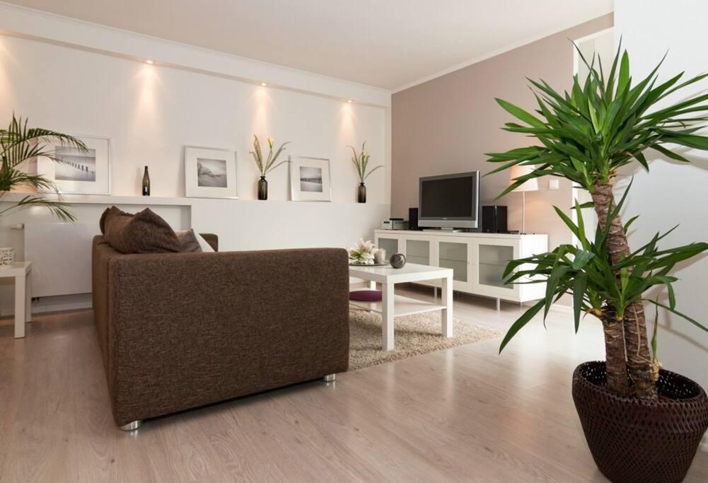 Meer residenz apartm d ne 64m2 apartments for rent in for Warnemunde appartements