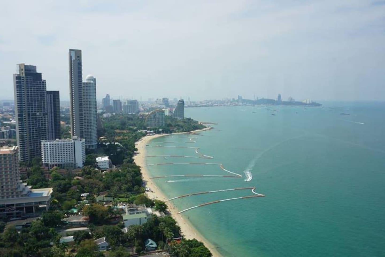 Pattaya - Park Beach Condominium